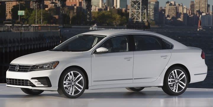 5 Fast Facts: 2016 Volkswagen Passat