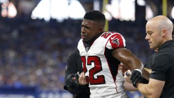 Flag on Falcons safety adds insult to injury