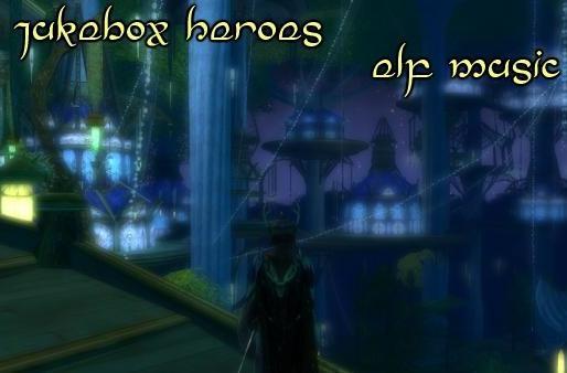 Jukebox Heroes: Elf music