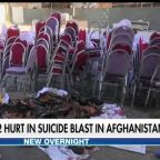 ISIS claims responsibility for attack inside Kabul wedding hall