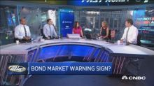 Bond market could be flashing a major warning sign, here's why traders are so nervous