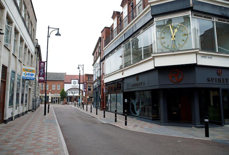 Outbreak of the coronavirus disease (COVID-19) in Leicester