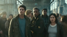 """Dylan O'Brien is back in action in the first """"Maze Runner: The Death Cure"""" trailer"""