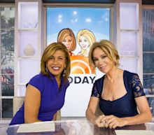 Kathie Lee Gifford Tearfully Announces Her Exit From Today, and It Made Hoda Cry Too