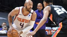 Jevon Carter gets double-double in first start of season for the Phoenix Suns
