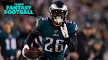 Fantasy Football Podcast: Draft Guide — Running Backs (plus the insane 'zero RB' strategy)