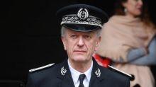 """Agression de deux policiers: le patron de la police dénonce """"le caractère insupportable"""" des faits"""