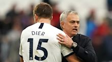 Jose Mourinho keeps quiet over Eric Dier ban but admits appeal is unlikely