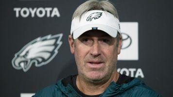 Pederson can't decide if Eagles will win in Dallas