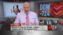 Cramer: This decline isn't about the Fed. It's about Trum...