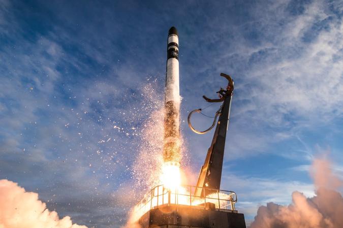 Trevor Mahlmann/Rocket Lab