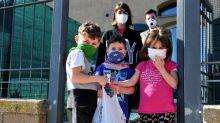 Italia vuelve a reducir el número de muertes y aumenta el de recuperados