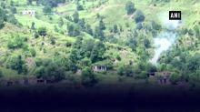 Pakistan violates ceasefire in Rajouri's Nowshera sector
