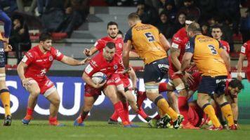 Rugby - CE - ST - Les Toulousains Yoann Huget et Dorian Aldegheri absents face à Montpellier
