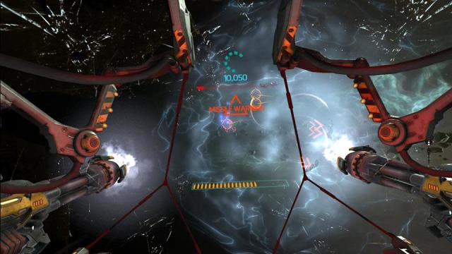 'Gunjack,' a VR space shooter that puts you in the cockpit