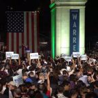 Elizabeth Warren draws a big crowd in New York
