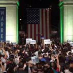 Elizabeth Warren draws a big crowd in New York