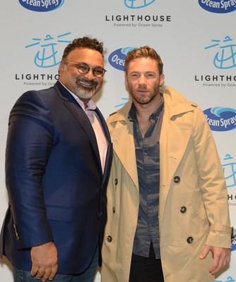 """Ocean Spray Opens """"Lighthouse"""" - a Marketing and Innovation Hub in Boston's Seaport District"""