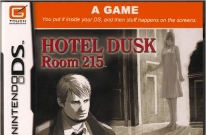 Clubhouse Games and Hotel Dusk: new Player's Choice?