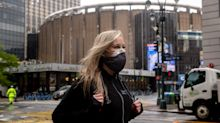 Nurses Who Battled Virus in New York Confront Friends Back Home Who Say It's a Hoax