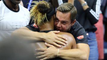 Ex-coach saw US Open controversy in his dreams