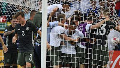 Five things we learned from England's penalty shoot-out defeat to Germany