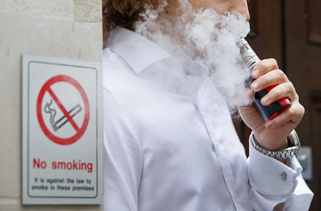 Study says e-cigarettes increase risk of cancer and heart disease