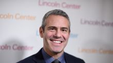 How Andy Cohen makes his Thanksgivings 'like Housewives reunion shows'