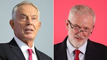 Tony Blair: 'I'd vote for Jeremy Corbyn to stop Brexit'