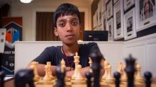 R Praggnanandhaa made history by becoming the youngest Indian Grandmaster