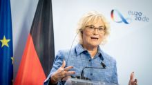 Germany insists self-regulation not enough for Facebook