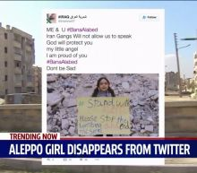7-Year-Old Aleppo Girl`s Twitter Account Goes Silent