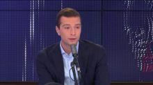 """5G : """"J'y suis favorable, la France a accumulé un retard technologique majeur"""", estime Jordan Bardella"""