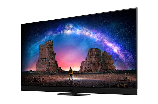 Panasonic's latest OLED TV offers gaming upgrades and AI tuning