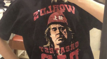 Felicity Huffman's daughter takes subtle dig at college scandal with T-shirt