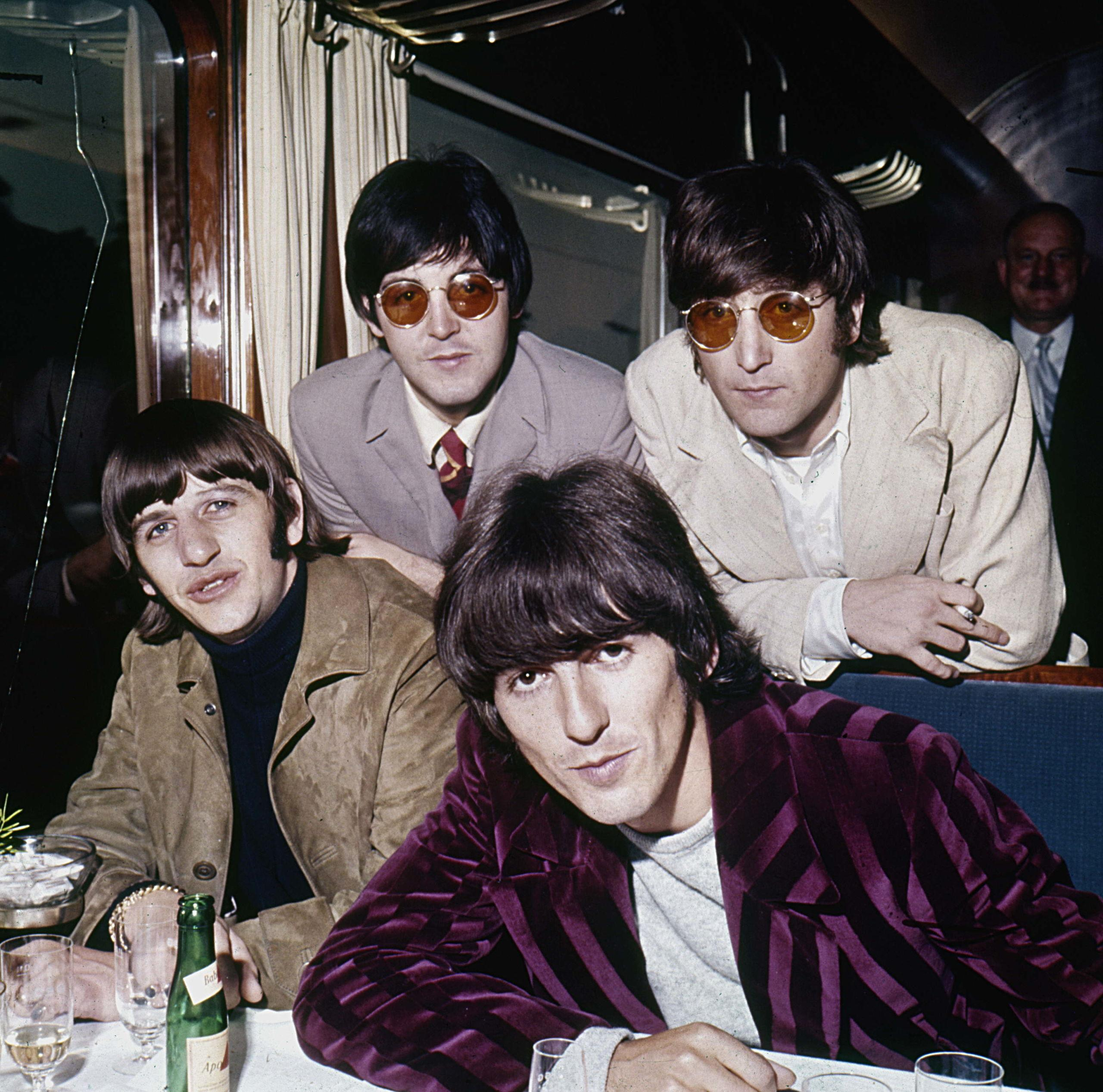 """<p>After high school, John Lennon, Paul McCartney, George Harrison, Pete Best, and Stuart Sutcliffe spent time in Hamburg, a period that Harrison <a href=""""http://www.telegraph.co.uk/travel/artsandculture/7949677/The-Beatles-in-Hamburg-50-years-on-from-the-bands-first-concert.html"""" rel=""""nofollow noopener"""" target=""""_blank"""" data-ylk=""""slk:called"""" class=""""link rapid-noclick-resp"""">called</a> their """"apprenticeship."""" The German city is where the group made their first recording and first played with Ringo Starr, another lad from Liverpool who would eventually replace Best as the rock group's drummer. """"I was born in Liverpool but grew up in Hamburg,"""" Lennon has <a href=""""https://www.gapyear.com/articles/197560/super-celebs-who-have-taken-a-gap-year"""" rel=""""nofollow noopener"""" target=""""_blank"""" data-ylk=""""slk:said"""" class=""""link rapid-noclick-resp"""">said</a>.</p>"""