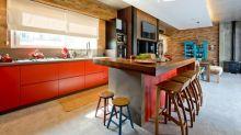 23 espaços gourmet perfeitos para o lazer e os bons momentos