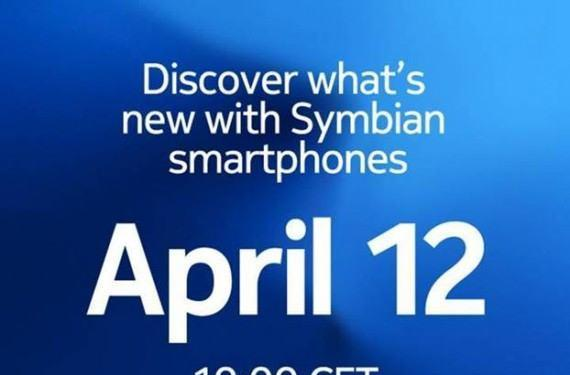 Nokia announces Symbian smartphone 'briefing' for April 12
