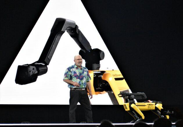 Amazon, Microsoft and other titans face scrutiny in report about killer-robot tech