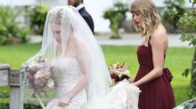Taylor Swift Looks Stunning as a Bridesmaid For BFF Abigail Anderson's Wedding -- See the Pics!