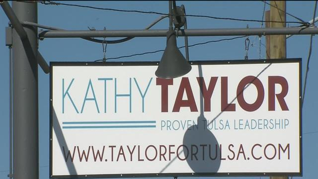 TPD investigating threats against Kathy Taylor
