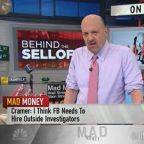 Cramer says fears of artificial intelligence added to the market sell-off