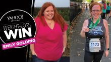 How running and the keto diet helped one woman lose nearly 200 pounds: 'If I can do it, you can do it'