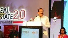 Correction needed in land prices for cheaper homes: Venkaiah Naidu