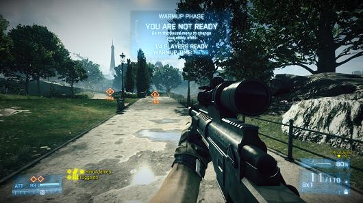 Battlefield 3 introduces 'Matches,' customized competitive multiplayer