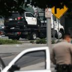 Man charged in ambush shooting of L.A. deputies condemned by Trump, Biden
