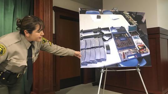 California school shooting plot foiled