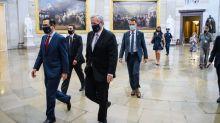 Coronavirus: Last-ditch talks on new aid package for US economy fail
