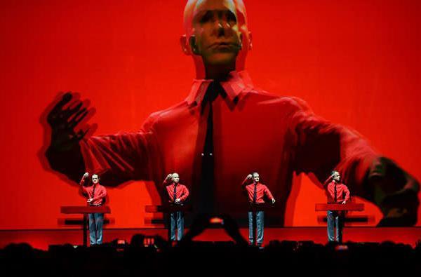 Kraftwerk's 3D concerts return to North America in September