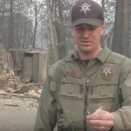 Man finds wife's wedding ring in ashes of home that burned down in devastating California wildfire